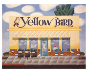 Yellow Bird Restaurant, Long Beach